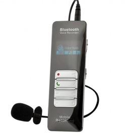 8GB Renkli Ekran Bluetooth Cep Telefonu & Telefon Ses Kayıt Cihazı