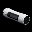 Beyaz 4GB FM Su geçirmez LED Ekran MP3 Player - Dalış - Sörf - Yüzme