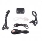 V28 - 8GB Şarjedilebilir 2in1 Dijital Ses Kayıt Cihazı Diktafon + HIFI Muzik Mp3 Player