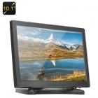 10.1 Inch IPS Monitör - 1280x800, HDMI, VGA, AV, Dahili Hoparlör, 16:9 En-Boy Oranı
