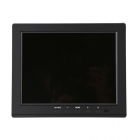 8 inch Ekran TFT LCD Monitör - BNC, AV, VGA Video, PC CCTV Güvenlik VCD DVD için Ses Desteği