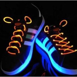 Neon Işıklı Renk Değiştiren Ayakkabı Bağı - Neon Ayakkabı Bağcığı - Dance