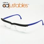 Ayarlanabilir Çift Görüşlü Dial Vision Okuma Gözlüğü - Esnek Kırılmaz, TV Ürünü