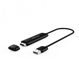 5G Kablosuz Display Ekran Dongle - HD 1080P, Mircast / Airplay, Chromecast Destekler, WIDI, WI-FI 802.11