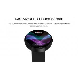 LEMFO LEM7 Android 7.0 Smart Akıllı Kol Saati Telefon - Smartwatch, LTE 4G,1GB + 16GB Hafıza, HD 2MP Kamera