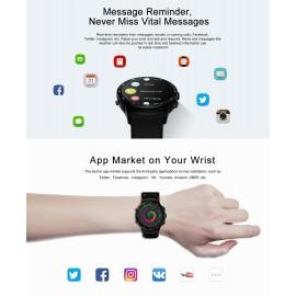 Zeblaze THOR PRO 3G Smart Akıllı Kol Saati Telefon - 1GB RAM + 16GB Hafıza, GPS,  Android 5.1, Wifi