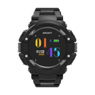 No.1 F7 IP67 Su Geçirmez Smartwatch Akıllı Kol Saati - Siyah
