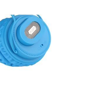 NIA X5 Kablosuz Bluetooth Kulaklık - 40mm HD Sürücü, FM Radio, SD Card Slot