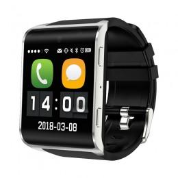 DM18 1.54 Inch Dokunmatik Ekran Android 6.0 Smart Kol Saati Telefon - 2MP Kamera, Su Geçirmez