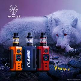 Orijinal Snowwolf Vfeng-S Kit Elektronik Sigara - 10-230W, Üst Dolum Tankı, 2.8 ml Sıvı Kapasitesi