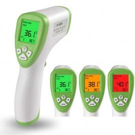 İnsan Vücudu için Temassız Kızılötesi Termometre - Bebek Isıölçer