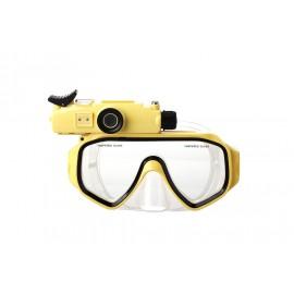5MP Su Geçirmez HD Video Sualtı Dalış Kamerası - Çıkarılabilir Kamera, LCD Ekran, 600mAh Batarya