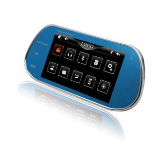 7 inç Dikiz Aynası - Multimedya Desteği, SD Kart Yuvası, USB Girişi, Bluetooth, Eller Serbest Çağrılar, 1080p Desteği